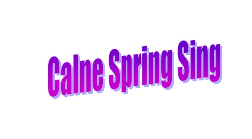 Calne Spring Sing 2016