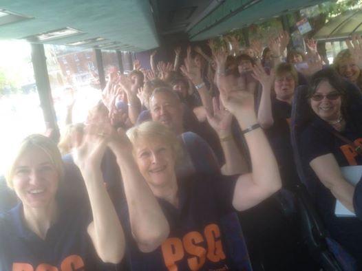PSG Wiltshire Tour a Resounding Success!