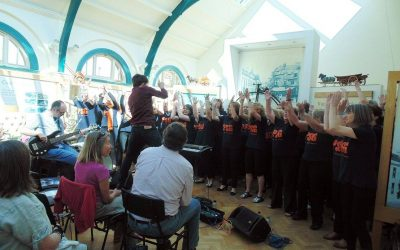Calne Spring Sing 2017: What an incredible day!
