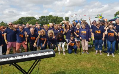 PSG 2019 Tour and Summer Party Rocked Wiltshire Like Never Before